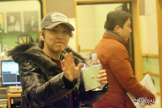 130208 KTR Sungmin