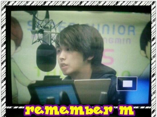 130209 KTR Sungmin