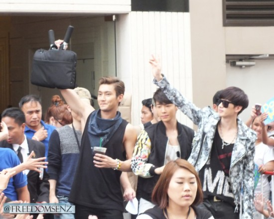 130217 Super Junior-M at Maleenon 10