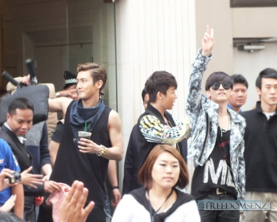 130217 Super Junior-M at Maleenon 12