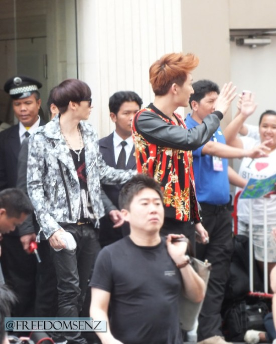 130217 Super Junior-M at Maleenon 13