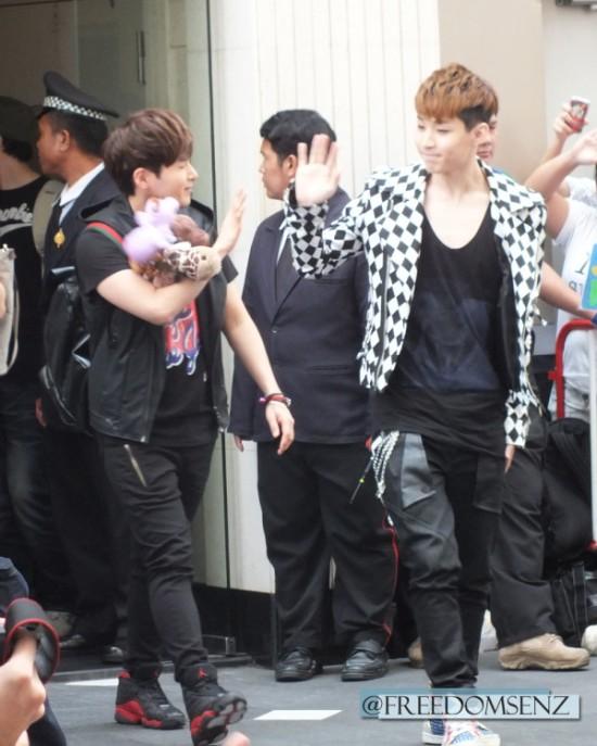 130217 Super Junior-M at Maleenon 14
