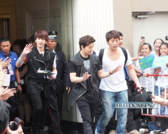 130217 Super Junior-M at Maleenon 15