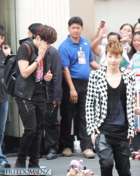 130217 Super Junior-M at Maleenon 16