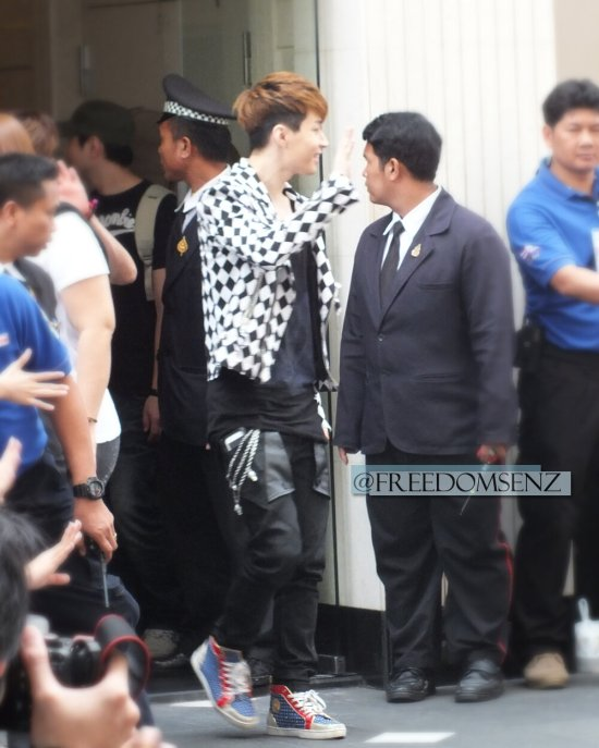 130217 Super Junior-M at Maleenon 21