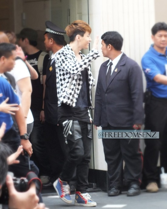 130217 Super Junior-M at Maleenon 8
