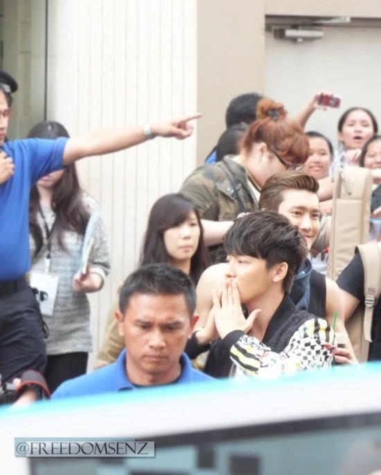 130217 Super Junior-M at Maleenon 9