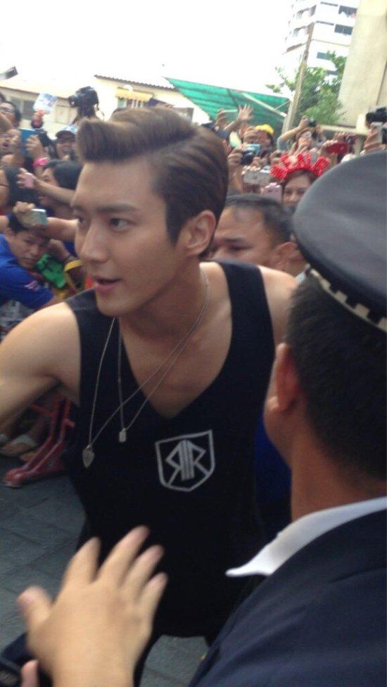 130217 Super Junior-M at Maleenon