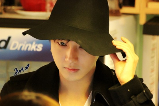 130218 Yesung MouseRabbit 1