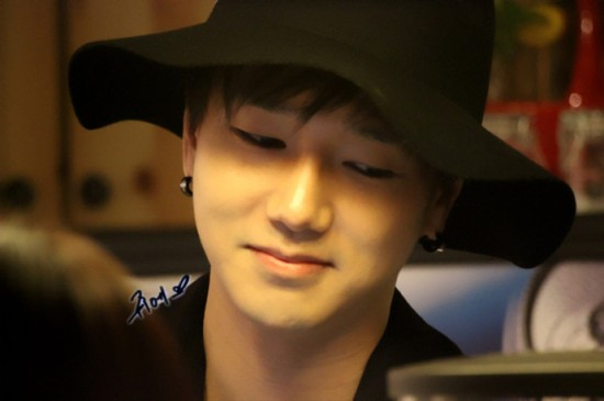 130218 Yesung MouseRabbit 2