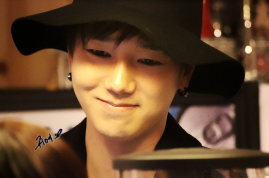 130218 Yesung MouseRabbit 3