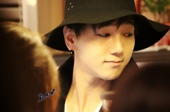 130218 Yesung MouseRabbit 4