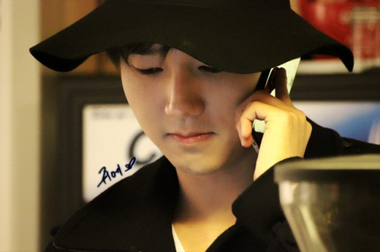 130218 Yesung MouseRabbit