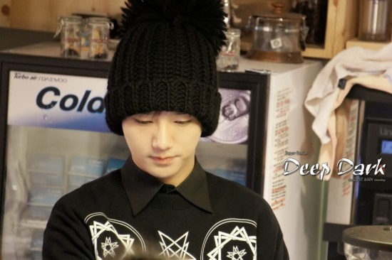130221 Mouse Rabbit- Yesung By Deep Dark (11)