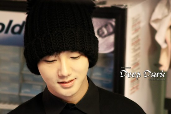 130221 Mouse Rabbit- Yesung By Deep Dark (2)