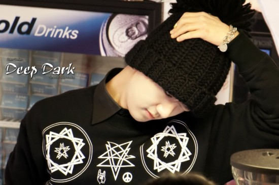 130221 Mouse Rabbit- Yesung By Deep Dark (7)