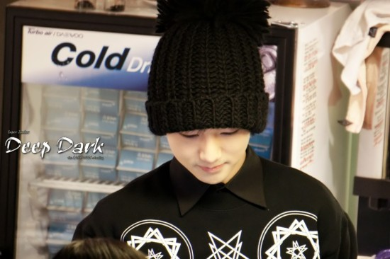 130221 Mouse Rabbit- Yesung By Deep Dark (8)