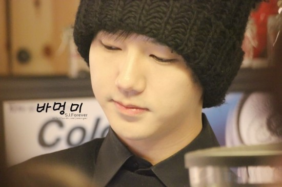 130221 Mouse Rabbit- Yesung By PaMongMi_SJForever (12)