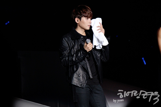 130221 SJM Fan Party in Taiwan by HearingRyeowook - Yuan (6)
