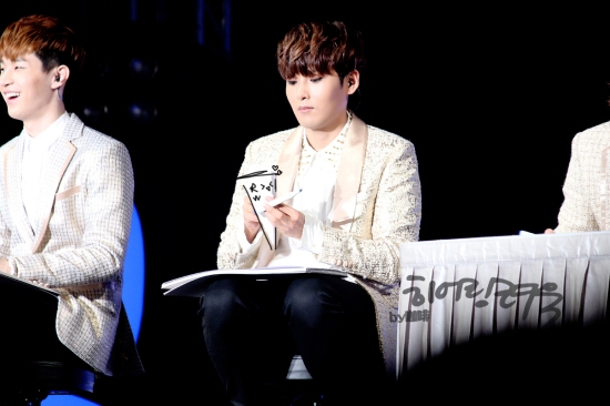130223 SJM Fan Party in Taiwan by Hearing Ryeowook- 咖啡 (2)