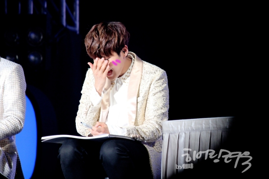 130223 SJM Fan Party in Taiwan by Hearing Ryeowook- 咖啡 (4)