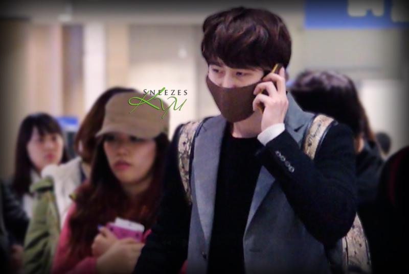 Kyuhyun Abs Kyuhyun at incheon airportKyuhyun Abs