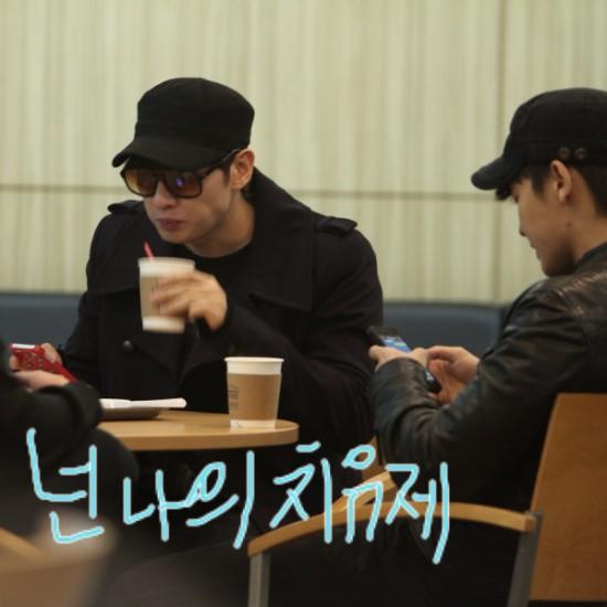 130226 Eunhyuk and Donghae 1