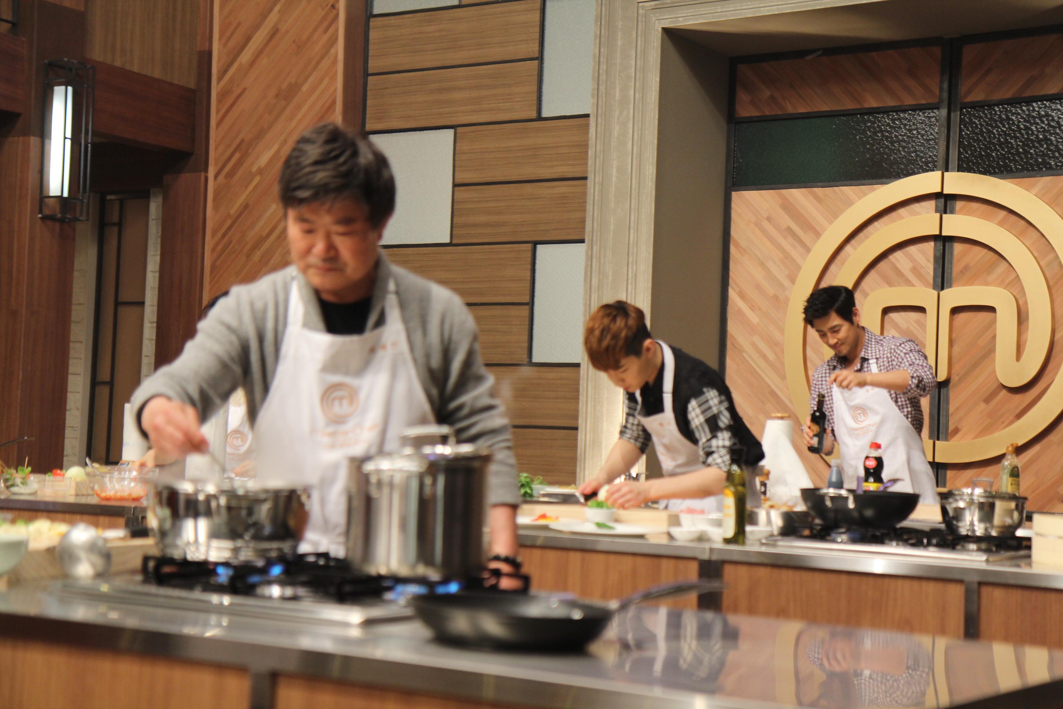 MasterChef Korea Celebrity 130222 - v.youku.com