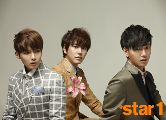 OFFICIAL, @Star1 Magazine March Issue with Super Junior KRY (1)