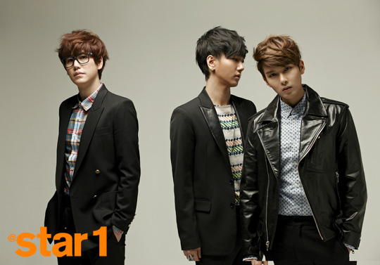 OFFICIAL, @Star1 Magazine March Issue with Super Junior KRY (2)