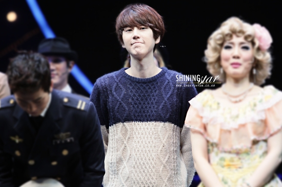 Shining Star Kyuhyun 130209 1