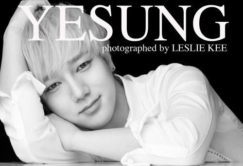 Super Junior KRY GLAMOROUS Magazine