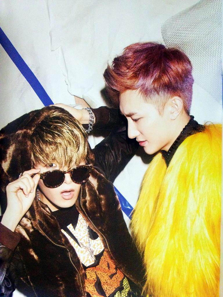 130204 Super Junior M Break Down Pictures [11P]
