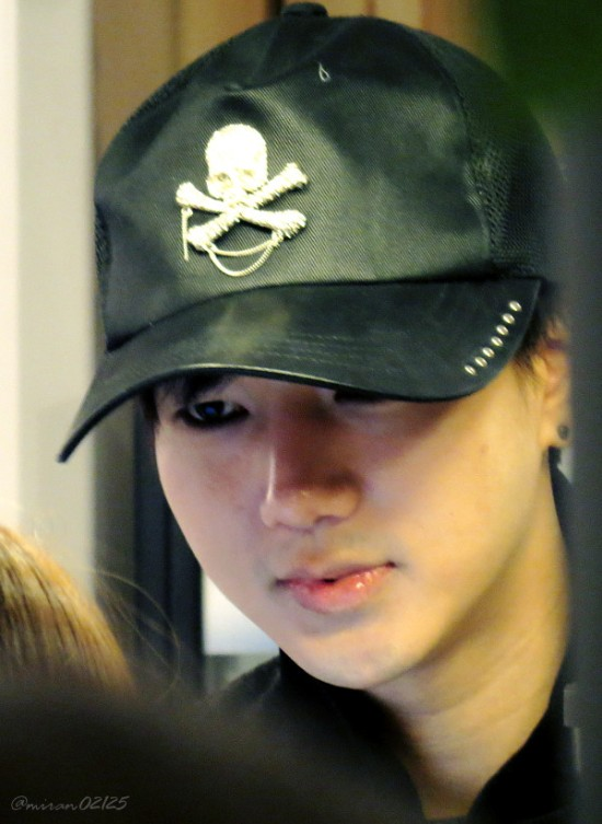 Yesung 130209 1