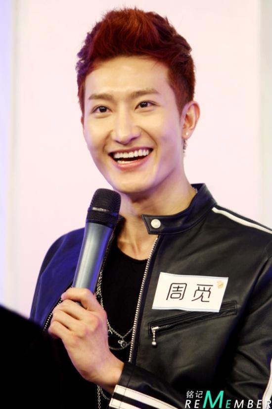 130108 Super Junior- M Music Billboard Interview by RememberM (2)