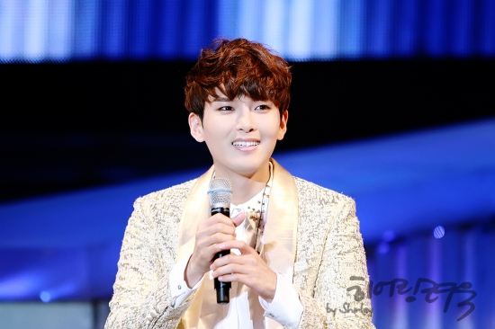 130302 Shanghai FM - Ryeowook by Hearing Ryeowook, Photo by Shirley (1)
