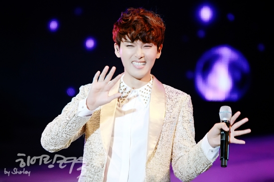 130302 Shanghai FM - Ryeowook by Hearing Ryeowook, Photo by Shirley (10)