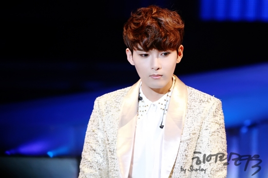 130302 Shanghai FM - Ryeowook by Hearing Ryeowook, Photo by Shirley (16)