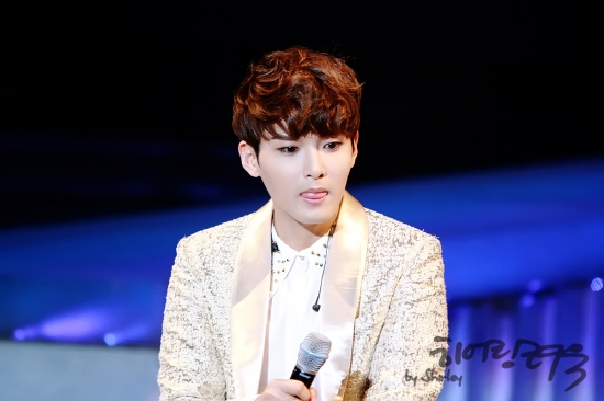130302 Shanghai FM - Ryeowook by Hearing Ryeowook, Photo by Shirley (18)