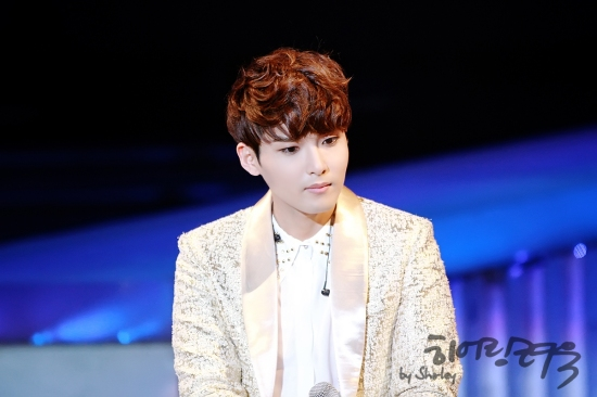 130302 Shanghai FM - Ryeowook by Hearing Ryeowook, Photo by Shirley (20)
