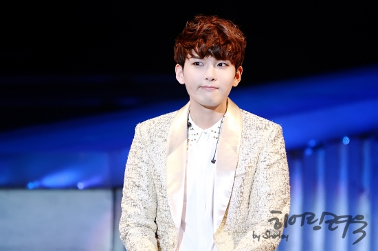 130302 Shanghai FM - Ryeowook by Hearing Ryeowook, Photo by Shirley (21)