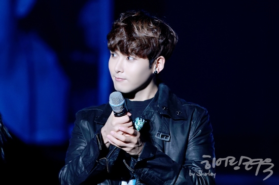 130302 Shanghai FM - Ryeowook by Hearing Ryeowook, Photo by Shirley (22)