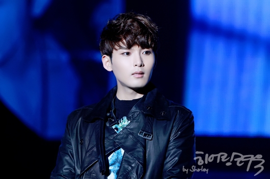 130302 Shanghai FM - Ryeowook by Hearing Ryeowook, Photo by Shirley (24)