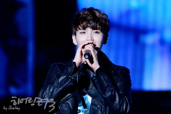 130302 Shanghai FM - Ryeowook by Hearing Ryeowook, Photo by Shirley (25)