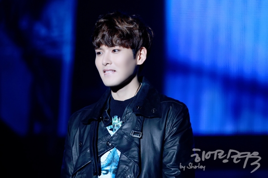 130302 Shanghai FM - Ryeowook by Hearing Ryeowook, Photo by Shirley (27)