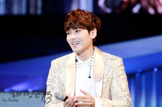 130302 Shanghai FM - Ryeowook by Hearing Ryeowook, Photo by Shirley (3)