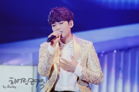 130302 Shanghai FM - Ryeowook by Hearing Ryeowook, Photo by Shirley (5)