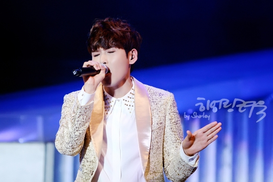 130302 Shanghai FM - Ryeowook by Hearing Ryeowook, Photo by Shirley (6)