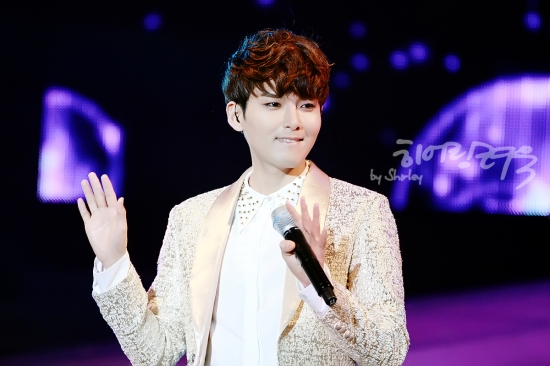 130302 Shanghai FM - Ryeowook by Hearing Ryeowook, Photo by Shirley (7)