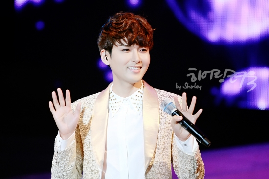 130302 Shanghai FM - Ryeowook by Hearing Ryeowook, Photo by Shirley (9)